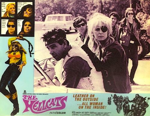 The Hellcats HELLCATS BIKER BABES DVD 1968 Movie on DVD Bikers Drugs