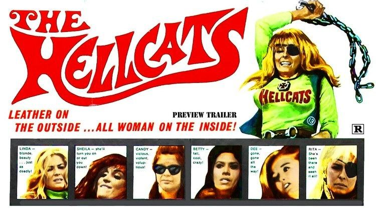 The Hellcats The Hellcats 1968 Trailer Color 154 mins YouTube