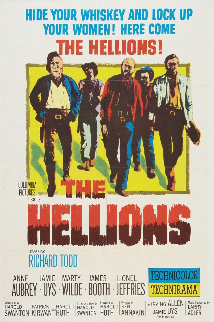 The Hellions (film) wwwgstaticcomtvthumbmovieposters40119p40119