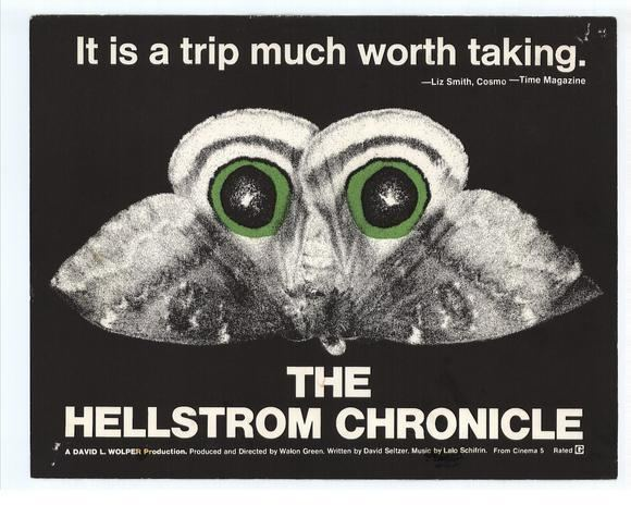 The Hellstrom Chronicle Film Thoughts Recent Watches The Hellstrom Chronicle