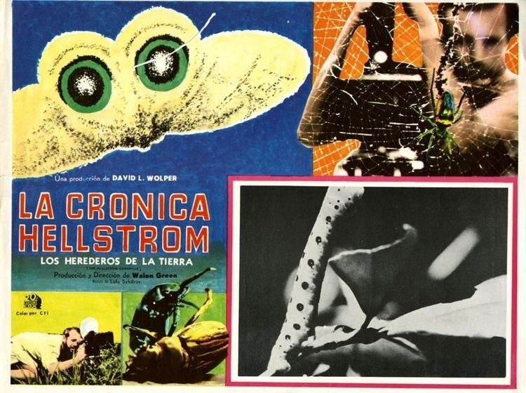 The Hellstrom Chronicle Oddball Films The Hellstrom Chronicle and other Junk Science