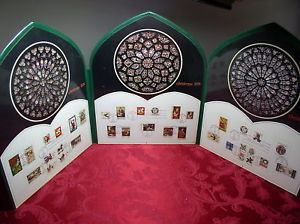 The Heritage (film) The Heritage of Americas Christmas Stamps Panels 1978 Folio With