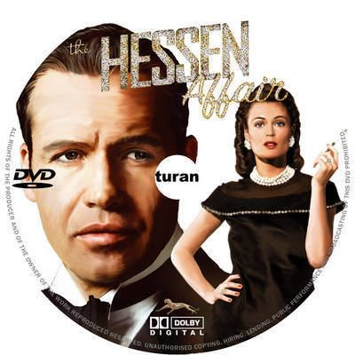 The Hessen Affair The Hessen Affair DVD Disc Cover id19997 Covers Resource