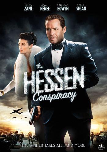 The Hessen Affair The Hessen Conspiracy DVD Discshopse