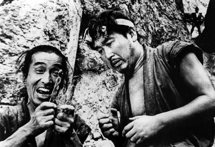 The Hidden Fortress Film Review The Hidden Fortress 1958 Film Blerg
