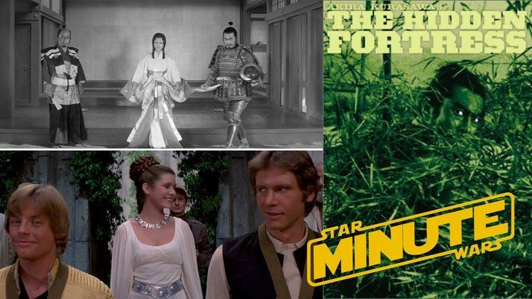 The Hidden Fortress The Hidden Fortresss Influence on Star Wars Star Wars Minute