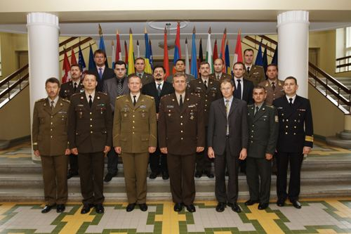 The Higher Command Baltic Defence College Opening of the Higher Command Studies