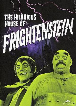 The Hilarious House of Frightenstein George Stroumboulopoulos Tonight Happy Halloween Let39s Celebrate