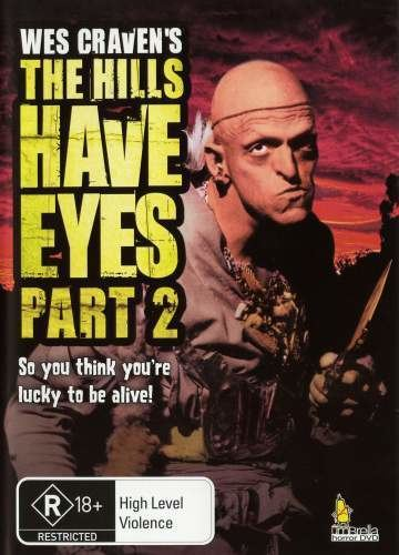 The Hills Have Eyes Part II The Hills Have Eyes Part II 1985