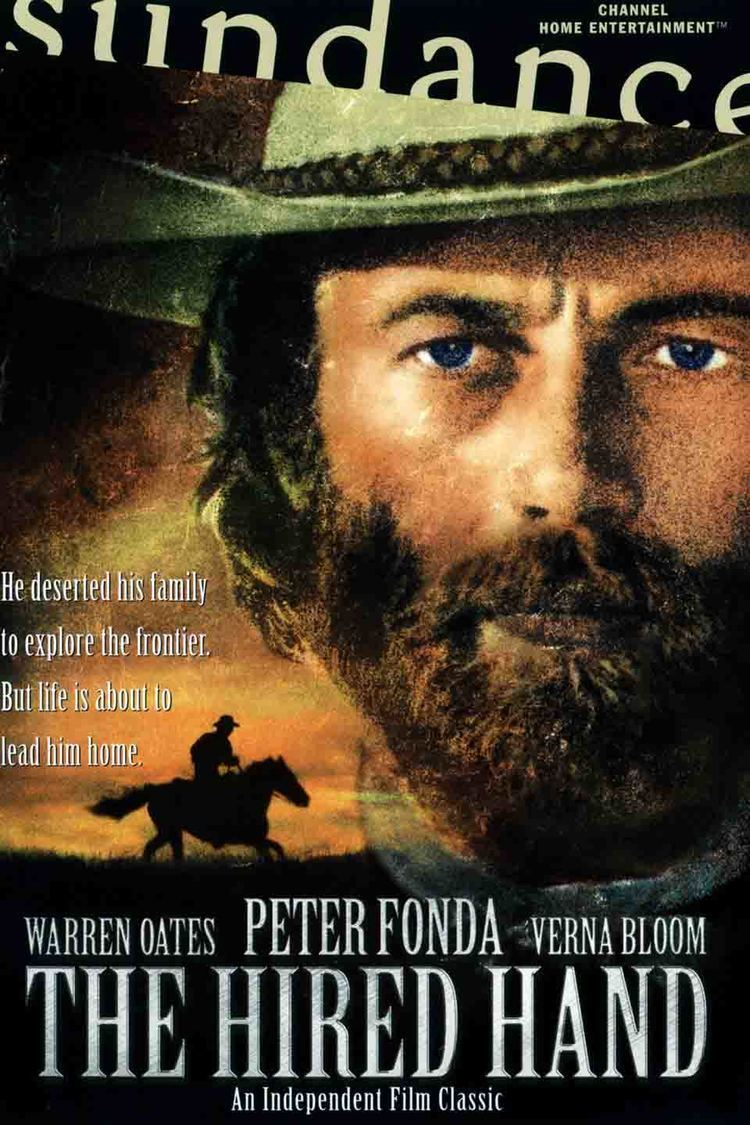 The Hired Hand wwwgstaticcomtvthumbdvdboxart40110p40110d