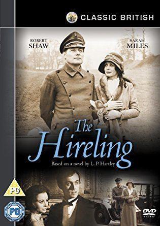 The Hireling The Hireling DVD 1973 Amazoncouk Robert Shaw Sarah Miles