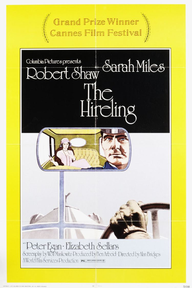 The Hireling wwwgstaticcomtvthumbmovieposters1807p1807p