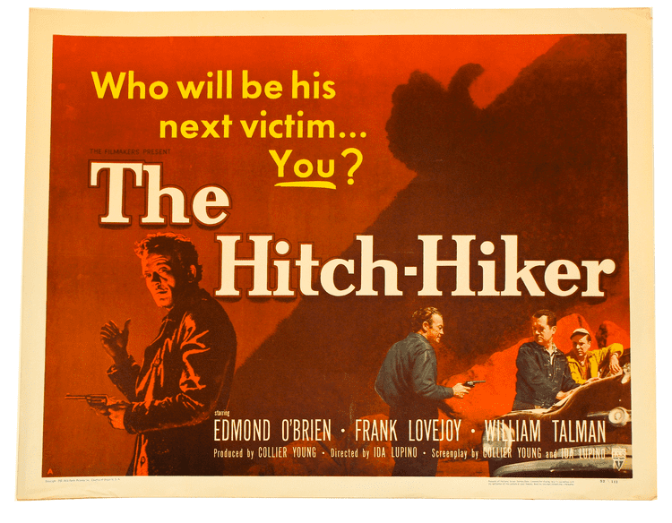 The Hitch-Hiker Watch The HitchHiker by Ida Lupino the Only Female Director of a