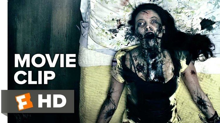 The Hive Movie CLIP You Dont Need to Help Us 2015 Horror
