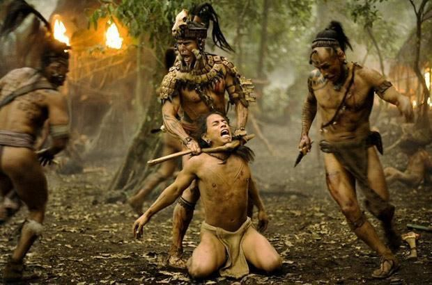 The Hoax (film) movie scenes Mel Gibson s last film as director to date Apocalypto is like The Passion Of The Christ told entirely in a foreign language