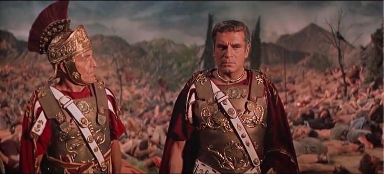 The Hoax (film) movie scenes Aha found a contrail in the actual film During I m Spartacus scene