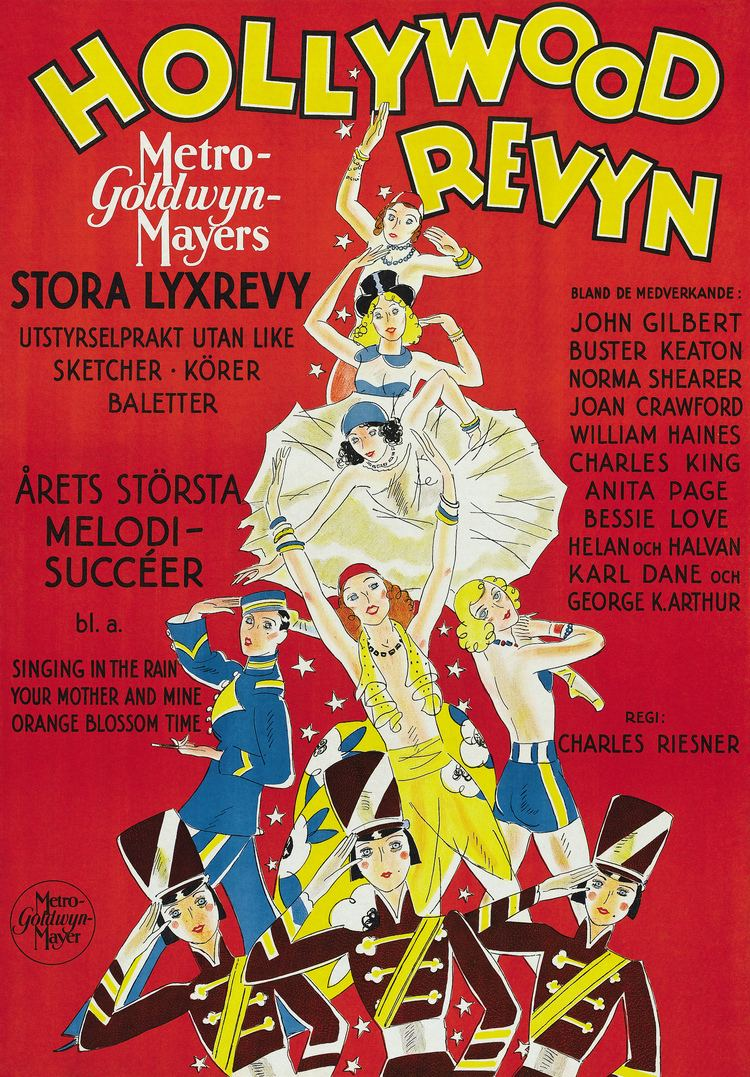 The Hollywood Revue of 1929 Hollywood Revue of 1929 The