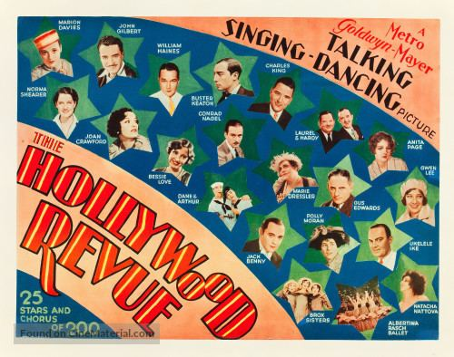 The Hollywood Revue of 1929 Hollywood Revue of 1929