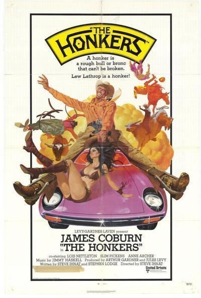 The Honkers The Honkers Movie Review Film Summary 1972 Roger Ebert