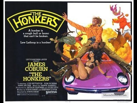 The Honkers The Honkers 1972 Soundtrack Slim Pickens Im a Rodeo Cowboy