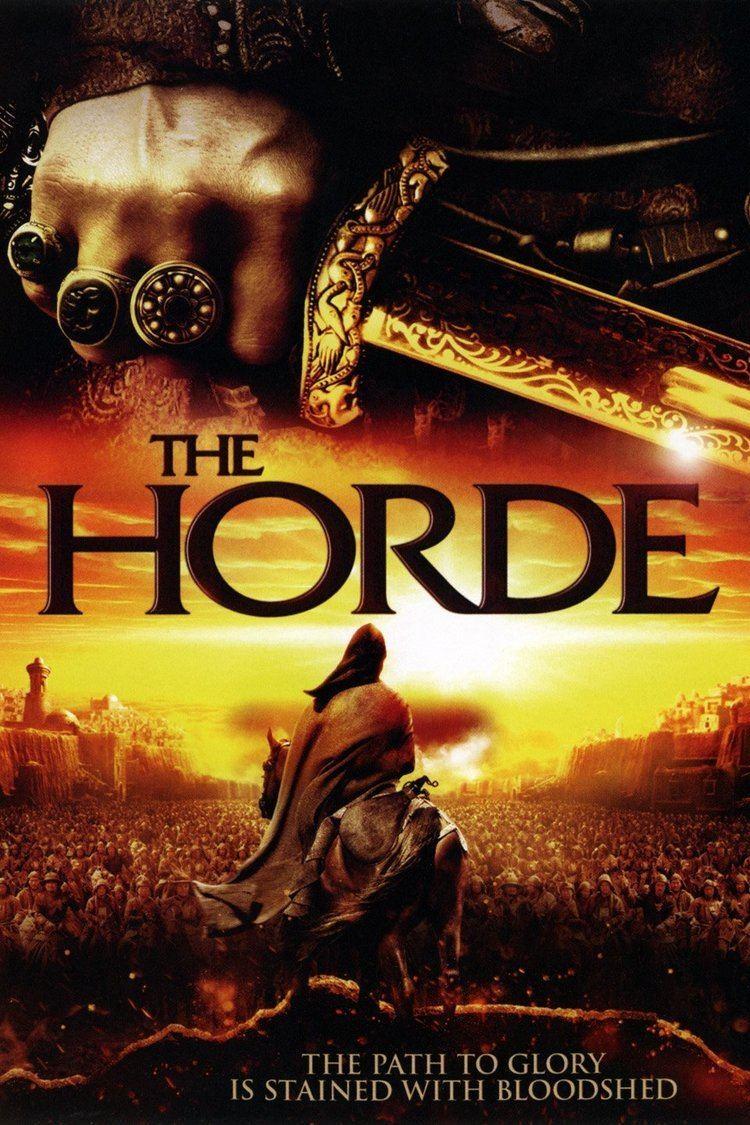 The Horde (2012 film) wwwgstaticcomtvthumbdvdboxart9964779p996477