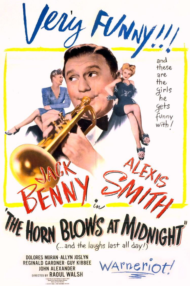 The Horn Blows at Midnight wwwgstaticcomtvthumbmovieposters2913p2913p