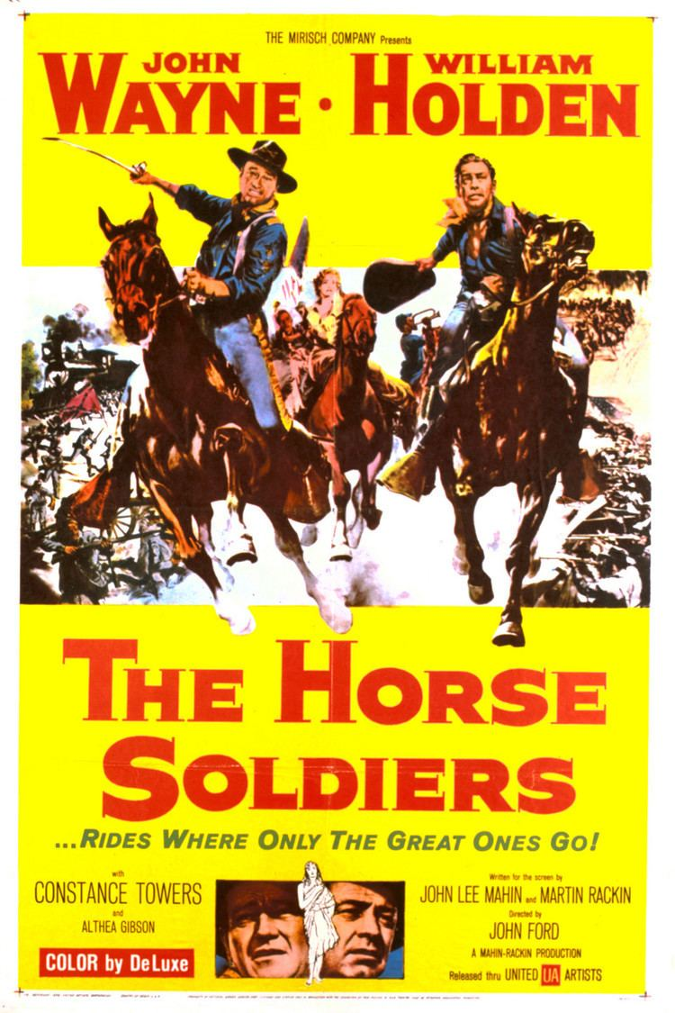 The Horse Soldiers wwwgstaticcomtvthumbmovieposters1190p1190p