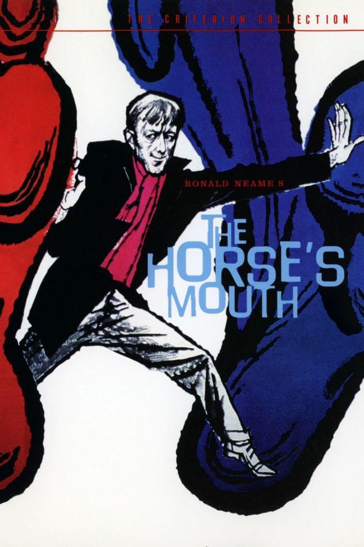 The Horse's Mouth (film) wwwgstaticcomtvthumbdvdboxart1295p1295dv8