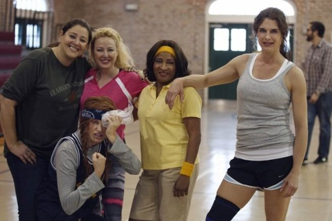 The Hot Flashes movie scenes The story behind the scenes is pretty amazing too The Hot Flashes