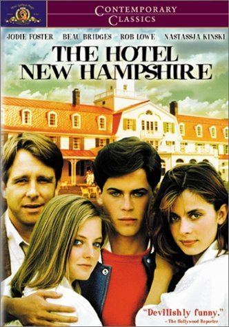 The Hotel New Hampshire (film) Amazoncom The Hotel New Hampshire Rob Lowe Jodie Foster Paul