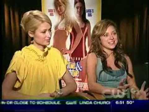The Hottie and the Nottie Paris Hilton Christine Lakin The Hottie and the Nottie YouTube