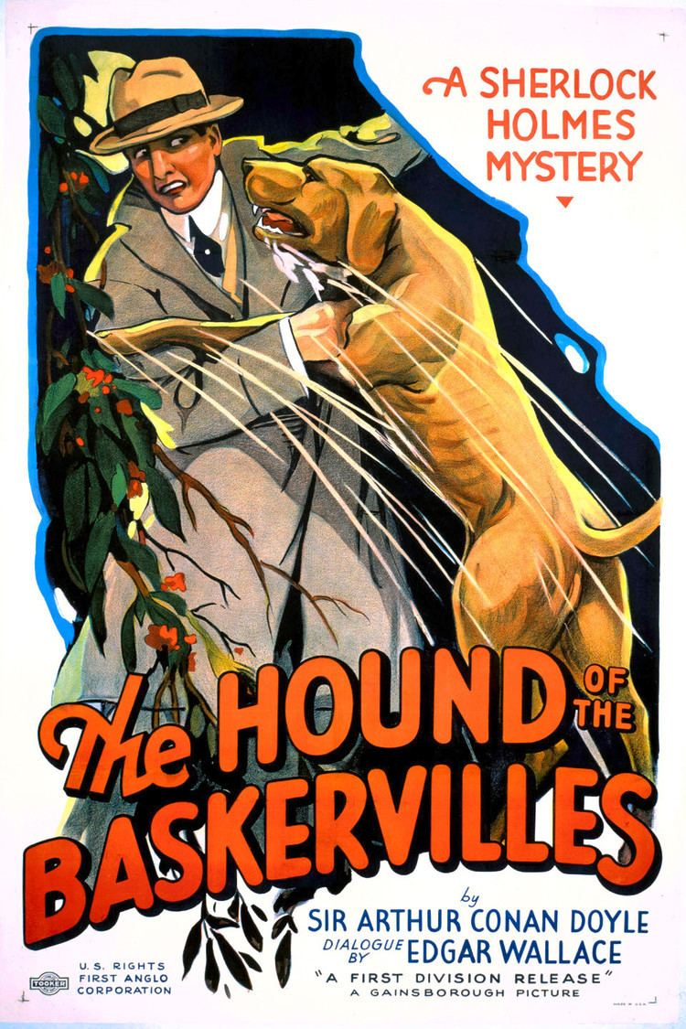 The Hound of the Baskervilles (1932 film) wwwgstaticcomtvthumbmovieposters51476p51476