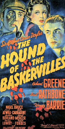 The Hound of the Baskervilles (1939 film) The Hound of the Baskervilles 1939 film Wikipedia