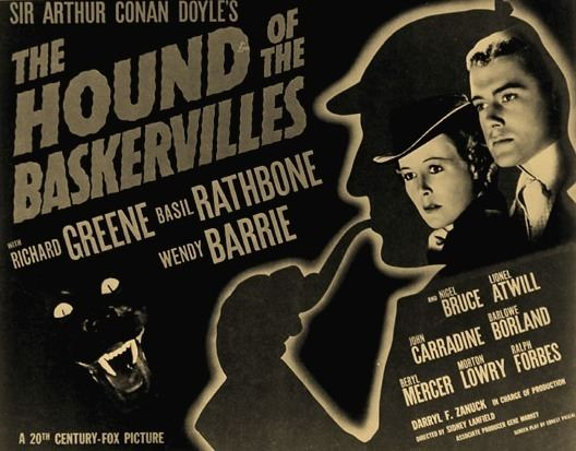 The Hound of the Baskervilles (1939 film) Sherlock Holmes And The Hound Of The Baskervilles 1939 Daily