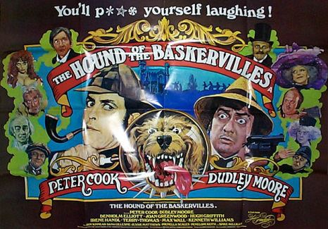 The Hound of the Baskervilles (1978 film) The Hound of the Baskervilles 1977 film
