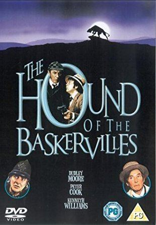 The Hound of the Baskervilles (1978 film) The Hound Of The Baskervilles 1977 DVD Amazoncouk Dudley