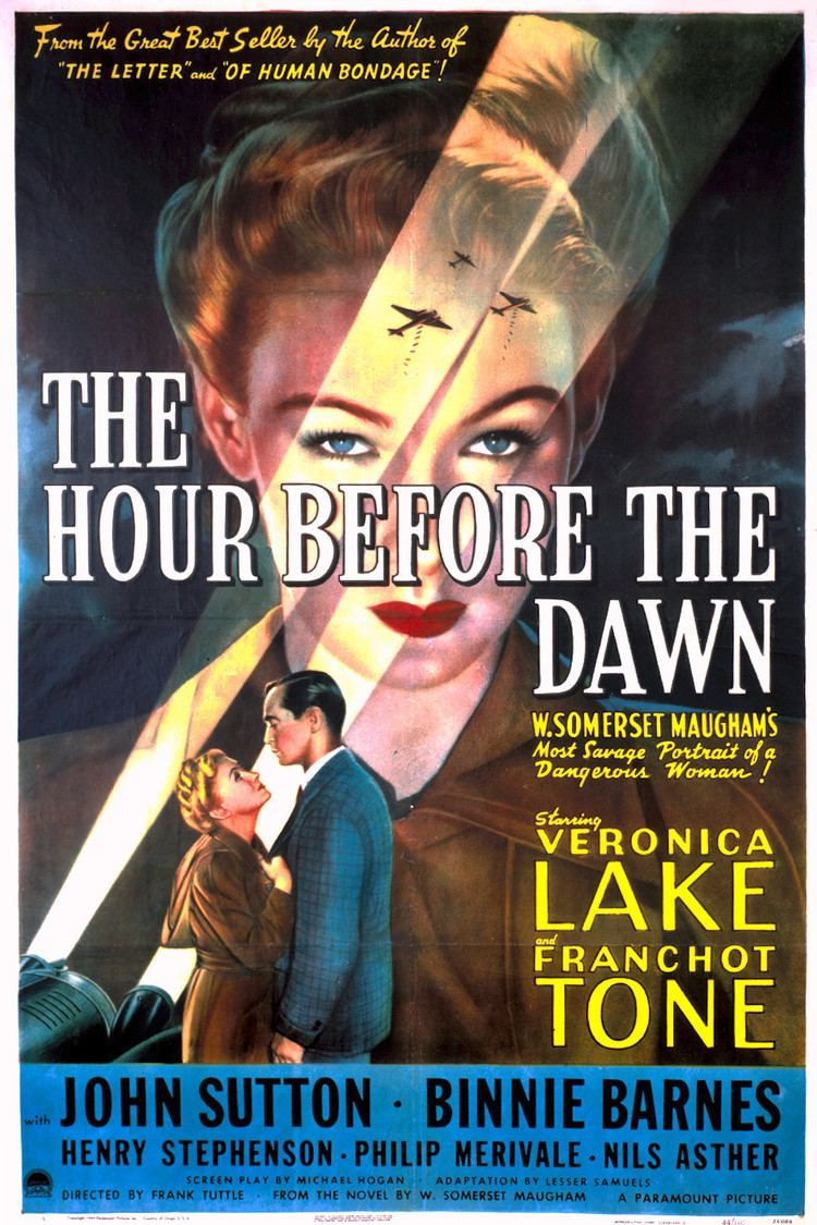 The Hour Before the Dawn wwwgstaticcomtvthumbmovieposters43270p43270