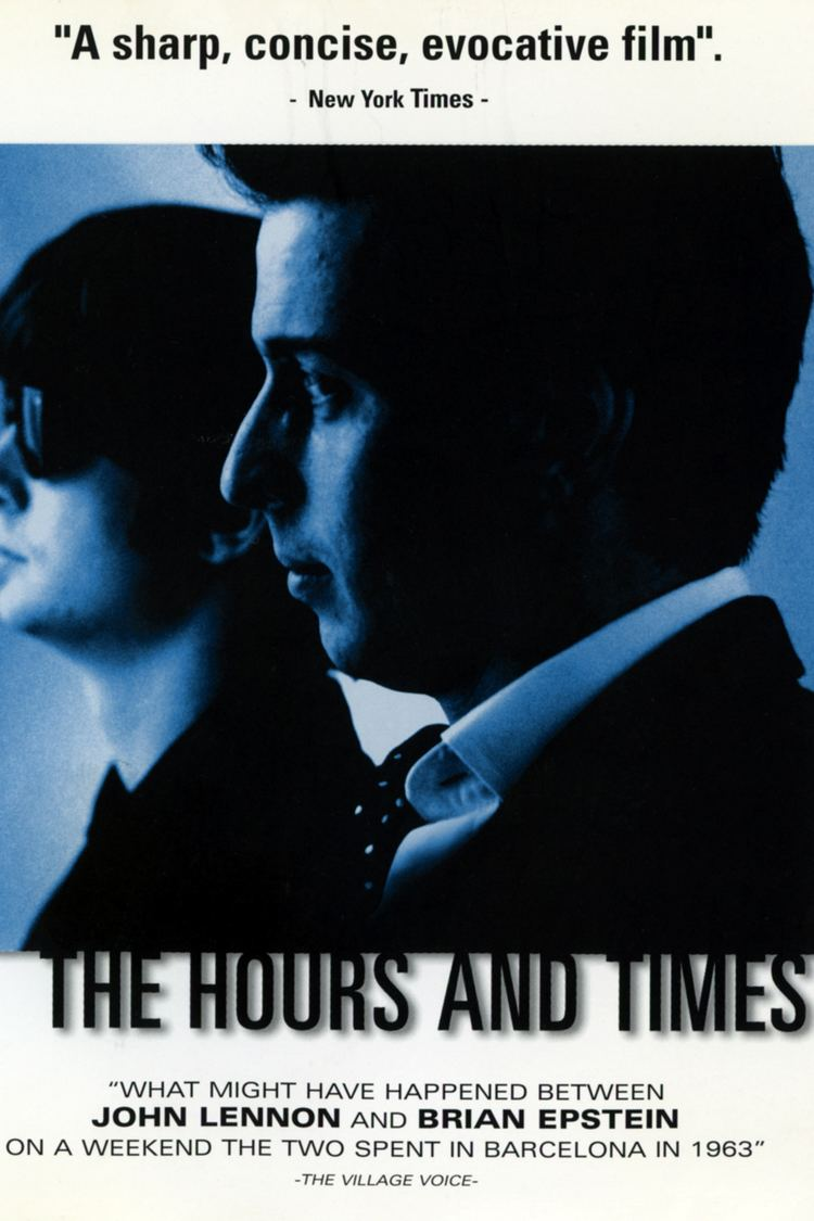 The Hours and Times wwwgstaticcomtvthumbdvdboxart59772p59772d