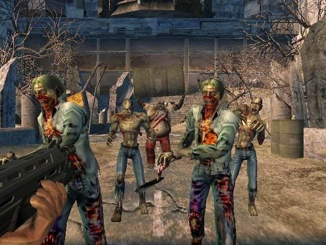The House Of The Dead 1 Free Download Latest Games