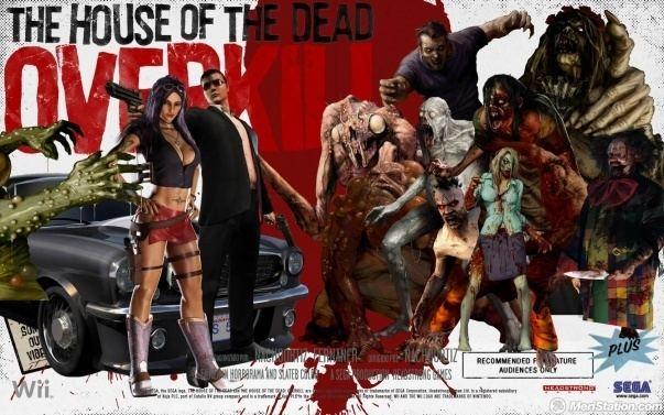 The House Of The Dead Overkill Alchetron The Free Social