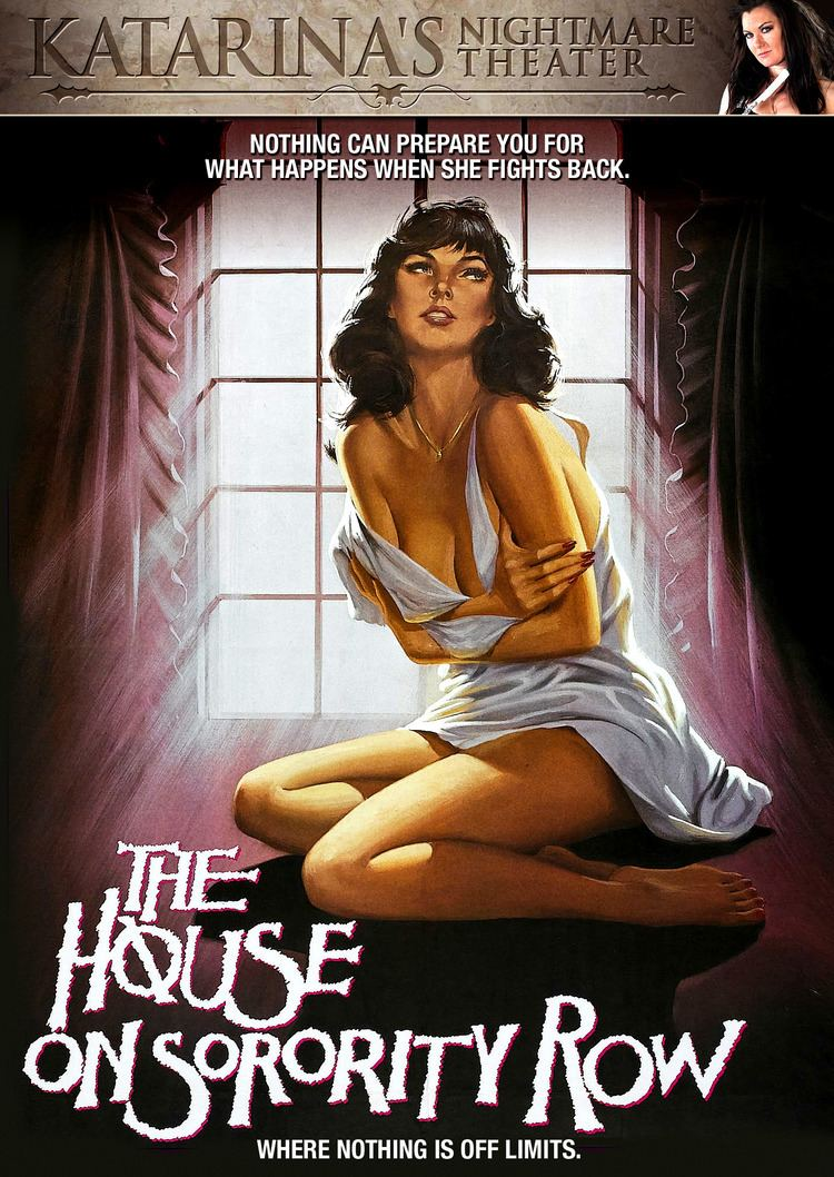 The House on Sorority Row 2Disc The House on Sorority Row DVD is Coming ComingSoonnet