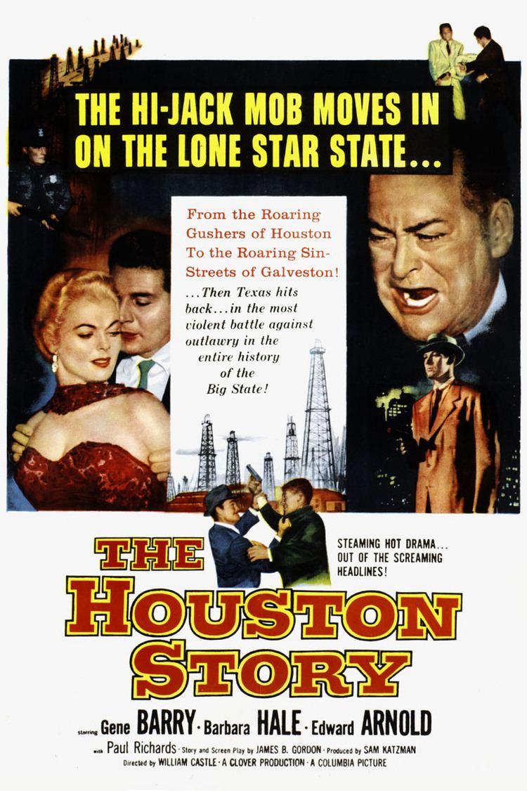 The Houston Story wwwgstaticcomtvthumbmovieposters42944p42944