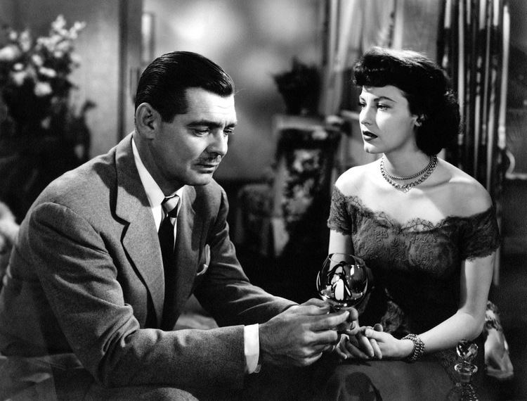 The Hucksters Movie Review The Hucksters 1947 The Ace Black Blog