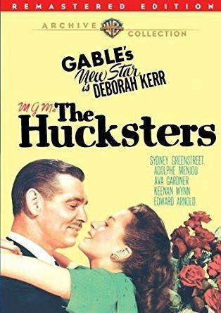 The Hucksters Amazoncom The Hucksters Remastered Clark Gable Deborah Kerr