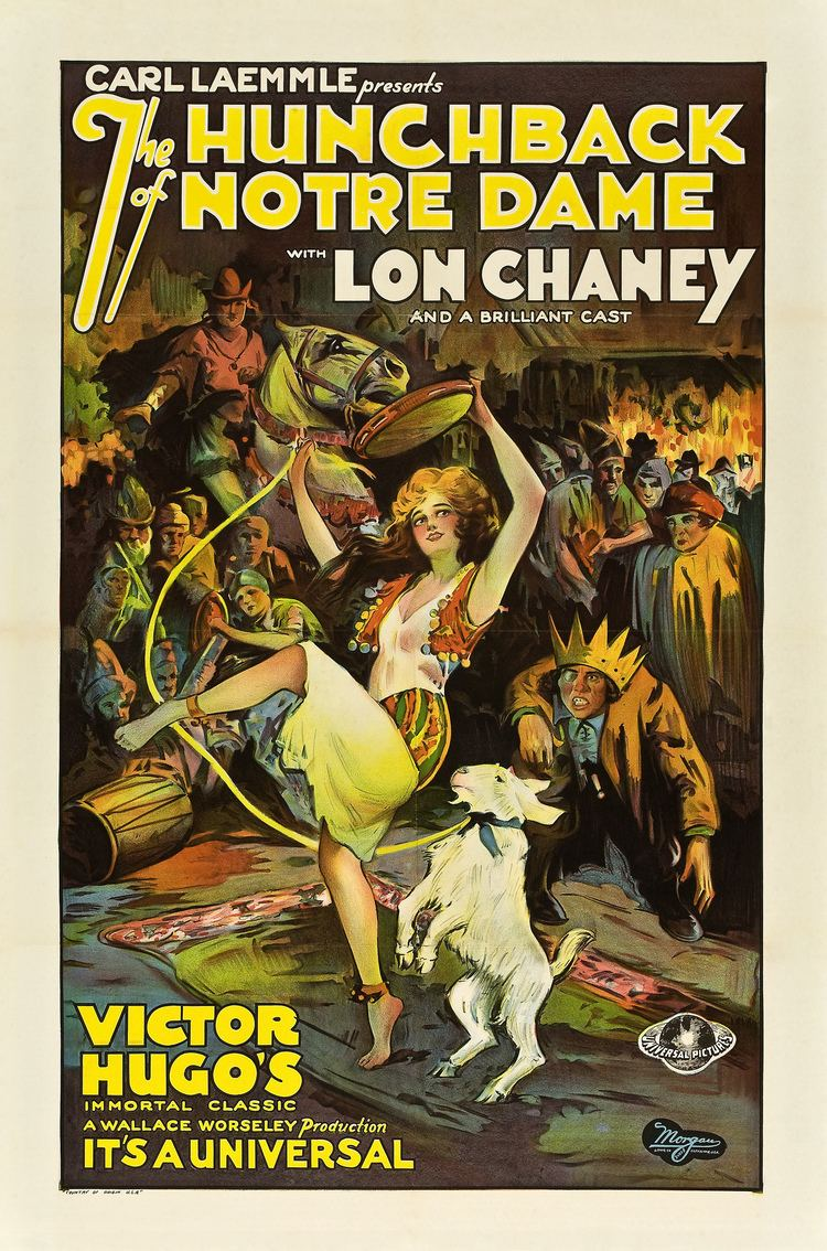 The Hunchback of Notre Dame (1923 film) ITS ALIVE The Universal Monsters Saga Part 1 The Hunchback of