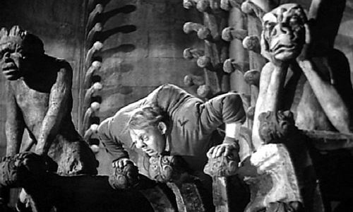 The Hunchback of Notre Dame (1939 film) The Hunchback of Notre Dame 1939 Charles Laughton gives Lon