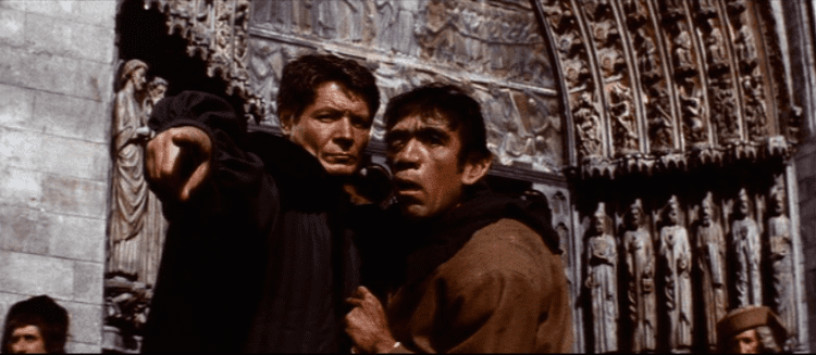 The Hunchback of Notre Dame (1956 film) 1956 Page 3 The Hunchblog of Notre Dame