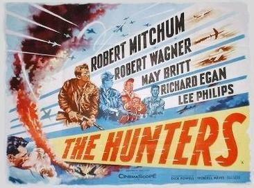 The Hunters (1958 film) The Hunters 1958 film Wikipedia