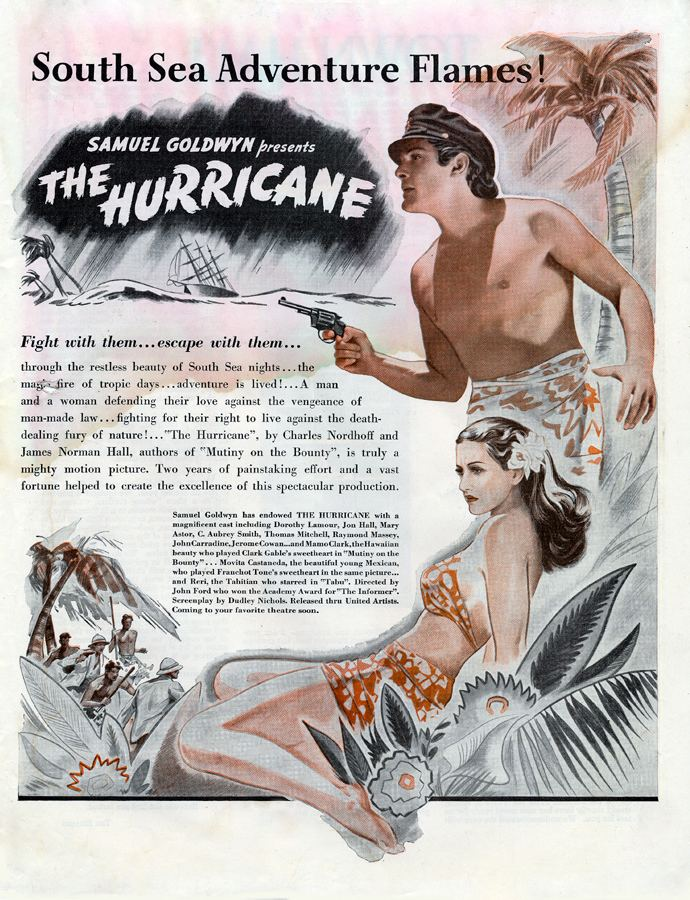 The Hurricane (1937 film) The Hurricane 1937