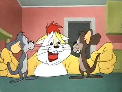 The Hypo-Chondri-Cat Top 100 Greatest Looney Tunes Cartoons 67 The HypoChondriCat